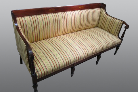 Antique_Striped_Sofa_Finished-reupholster-residential_2