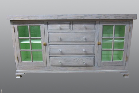 Sideboard_refinished_in_grey-residential_1