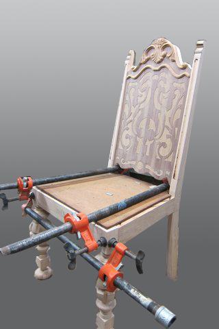 Chair_fabricated_to_match_original_1
