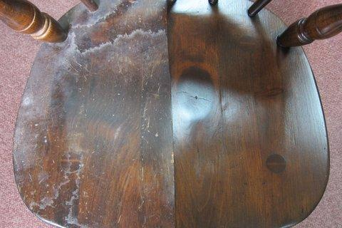 Chair Refinish