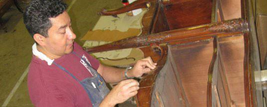 Fine Furniture Refinishing