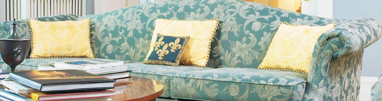 Residential: Fine Furniture Reupholstery