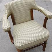 Commercial Reupholstery Project—After