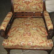 Residential Reupholstery Project—After